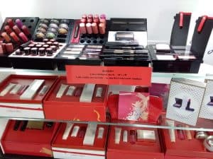 UFS Shiseido 40% discount while stock lasts