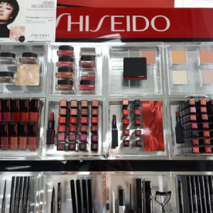 UFS April May Shiseido clearance sale