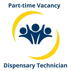 UFS Mount Gambier Part-time Dispensary Technician