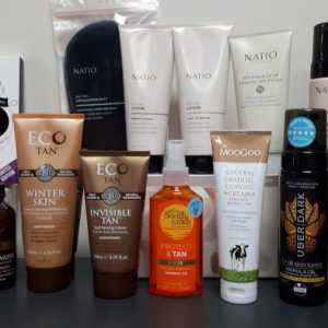 UFS Febraury Tanning Products Specials