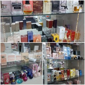 Perfume for monthly special